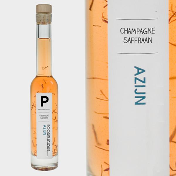 Phils Champagne-Saffraan Azijn